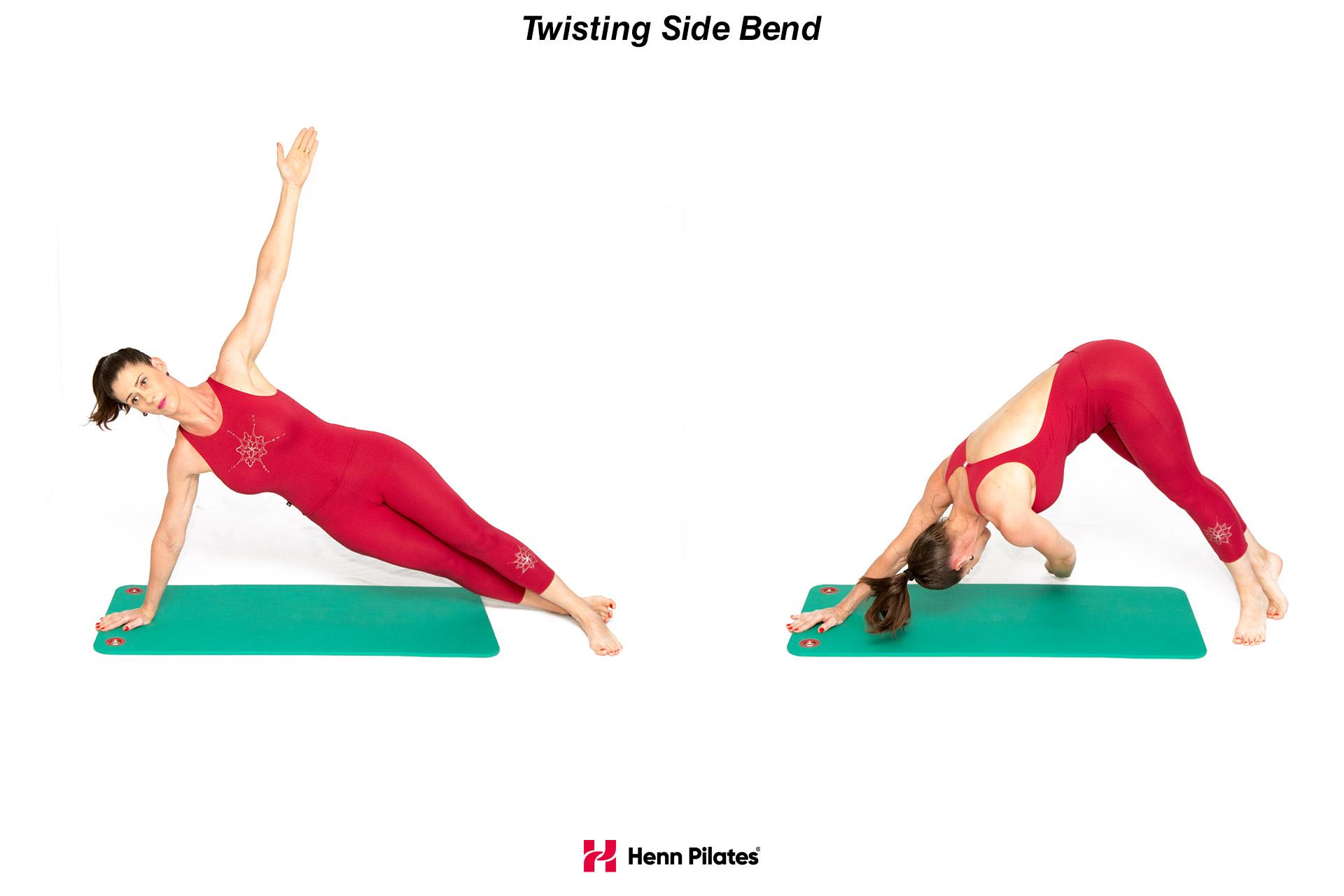 Twisting-Side-Bend